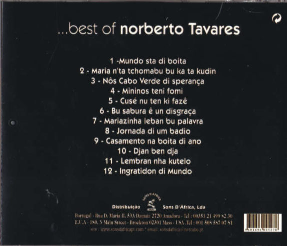 Norberto Tavares - Best of