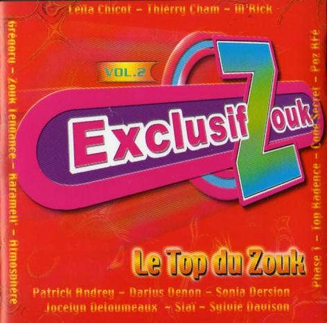 Le Top Du Zouk - 2 CDS