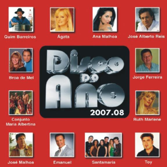 Disco do Ano 2007-08