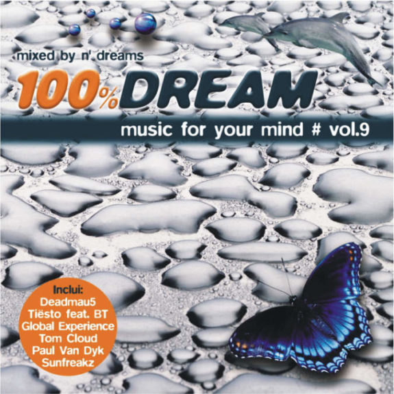 100% Dream vol 9 - 100 % DREAM Vol. 2- Music for your mind