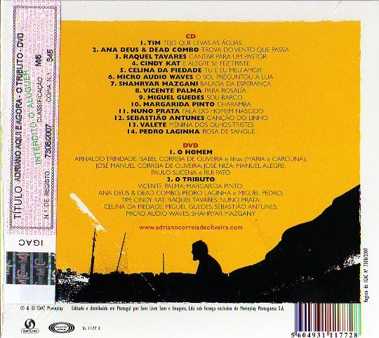 O TRIBUTO - 2 CDs