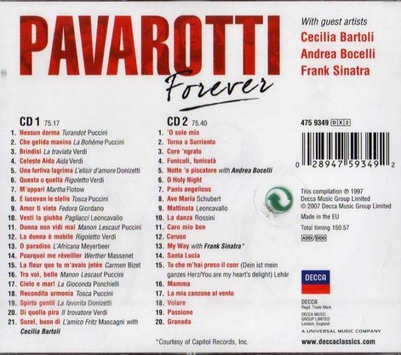 Forever- 2 CDs