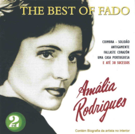 Amália Rodrigues - The Best of Fado
