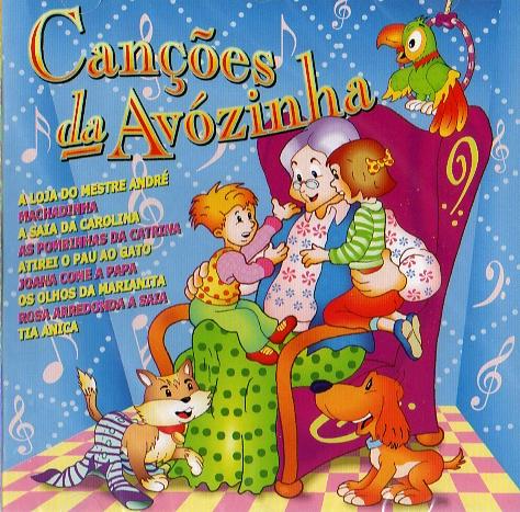 Canções da Avózinha