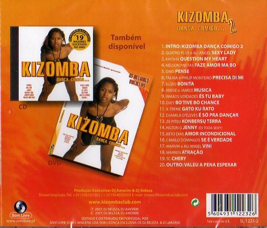 KIZOMBA 2 - Dança Comigo