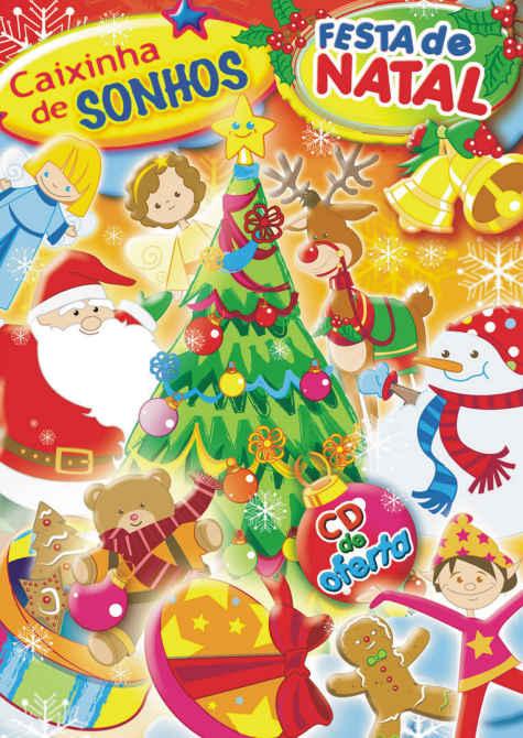 Festa de Natal DVD