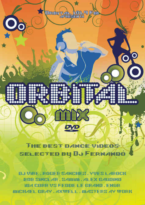 Orbital Mix-DVD