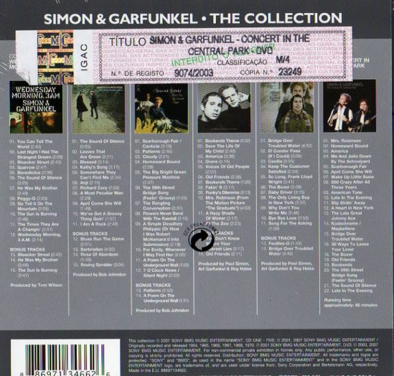 The Collection ( 5 CDs )