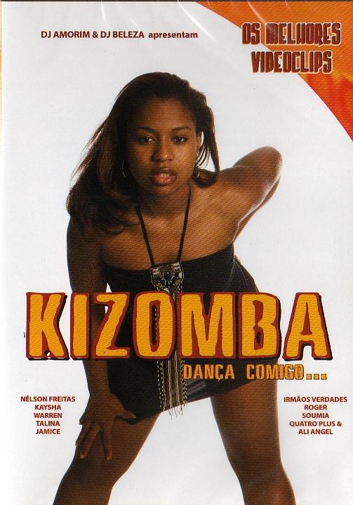 Kizomba - Dança Comigo DVD