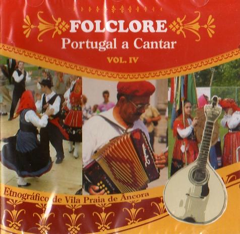 PORTUGAL A CANTAR VOL.IV - FOLCLORE