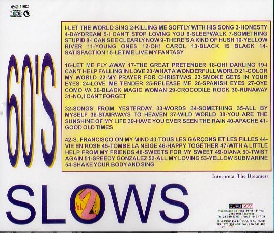 60 S Slows vol 2