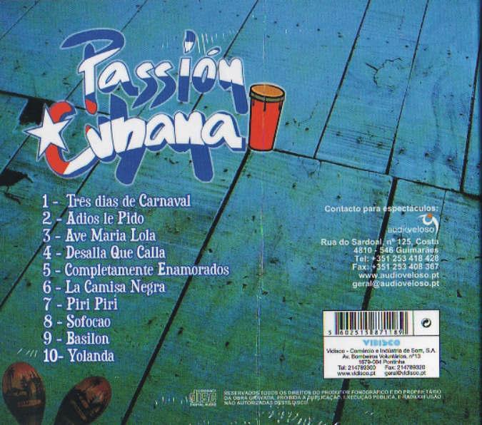 Passion Cubana
