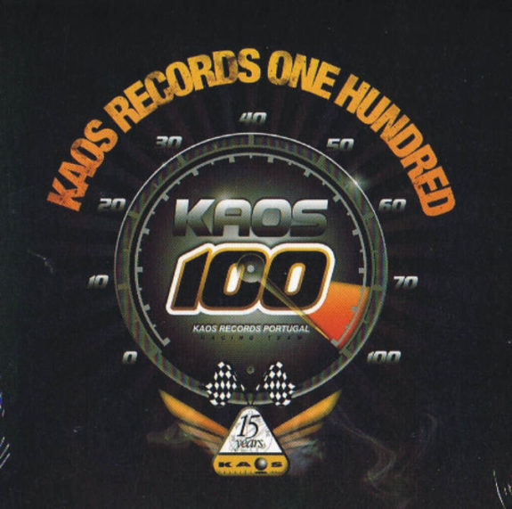 KAOS RECORDS ONE HUNDRED