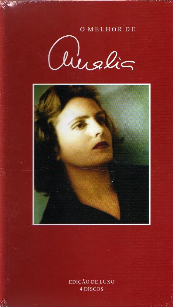 o melhor de Amália (edição de Luxo )4 discos