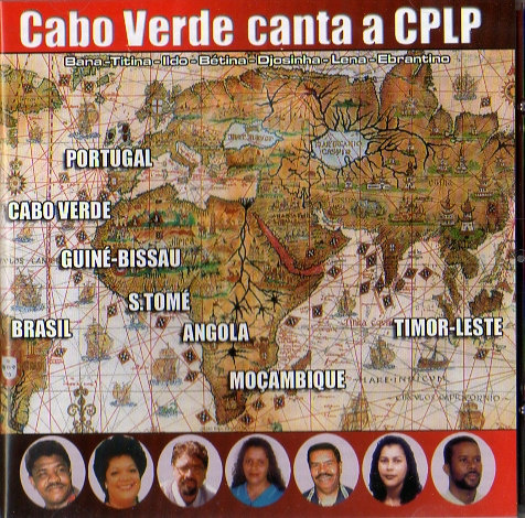 Cabo Verde canta a CPLP