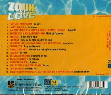 Zouk Me Love