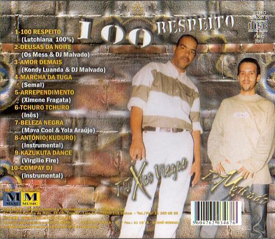 DJ Malvado - DJ Xico Viegas