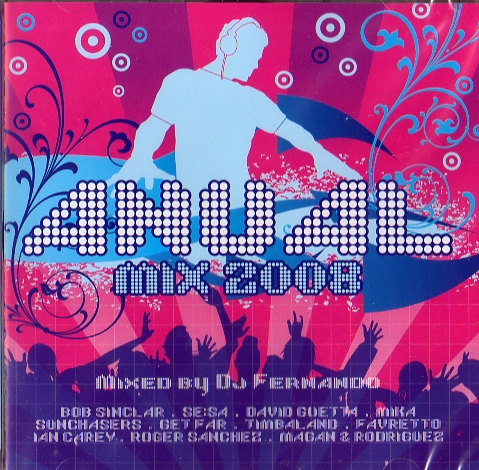 Anual Mix 2008 - mixed by DJ Fernando