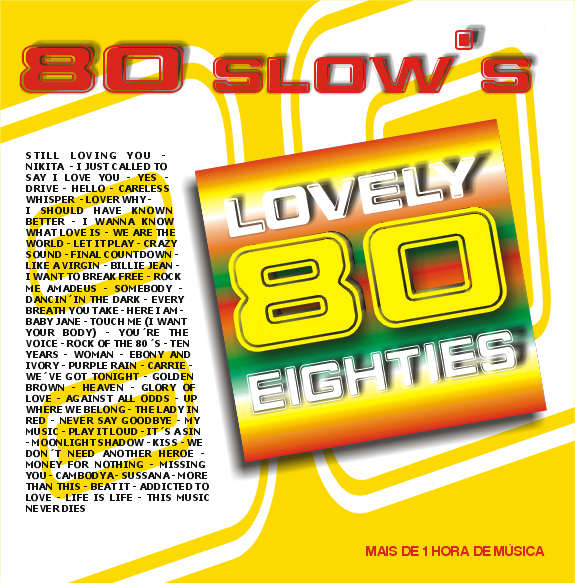 80 Slows (Lovely Eighties)