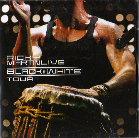 Live/Black and White Tour-2CDs