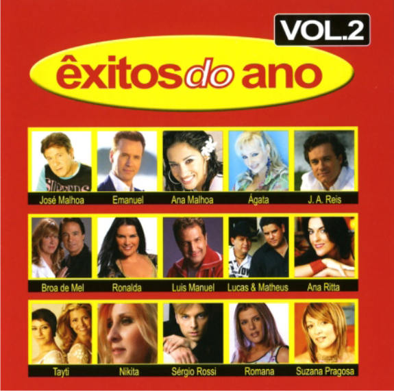 Exitos do Ano - Vol. 2