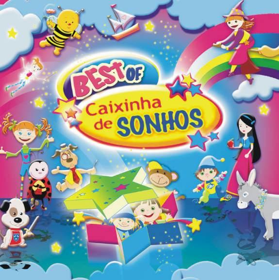 Best of Caixinha de Sonhos CD