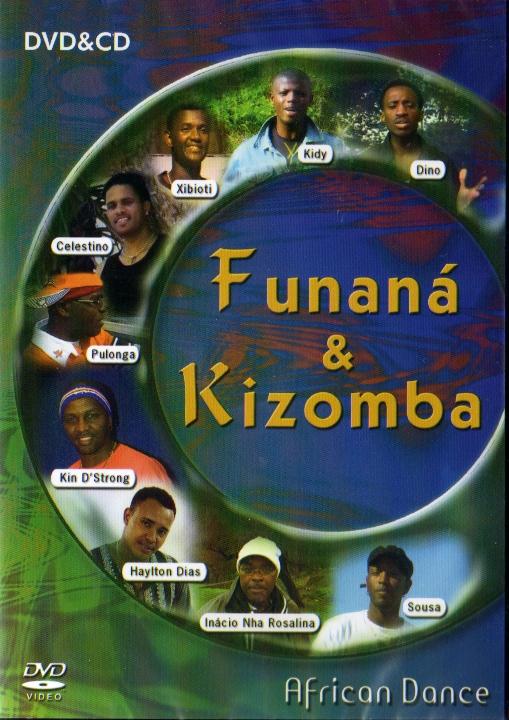 Funaná & Kizomba - CD + DVD