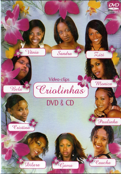 Criolinhas - CD + DVD