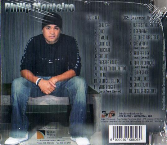 Philip Monteiro 2CDs