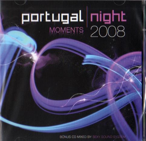 Portugal Night 2008 2 Cds
