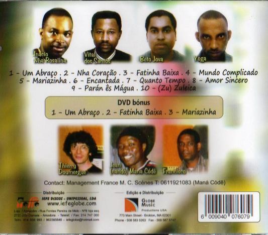 Quanto Tempo CD+DVD