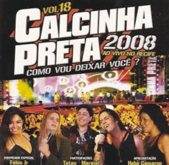 Ao vivo no Recife 2008 Vol.18