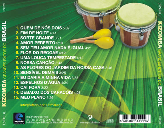 Grandes Exitos do Brasil