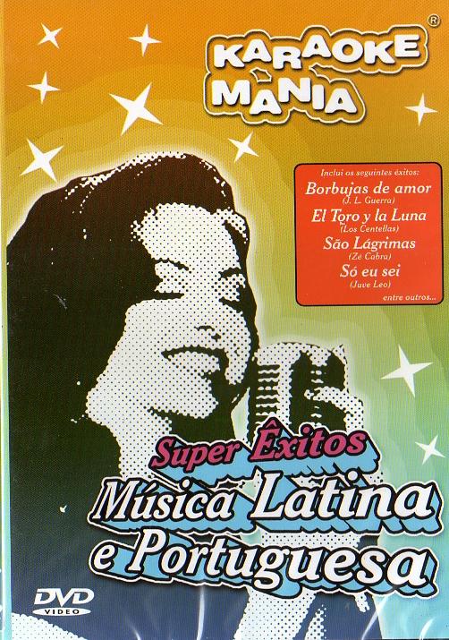 Super Êxitos Música Latina e Portuguesa