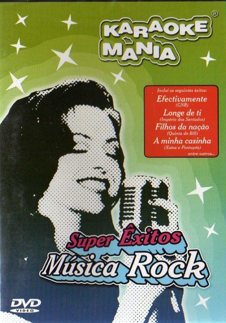 Super Êxitos Música Rock