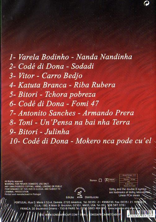 É Ku Nôs DVD+CD