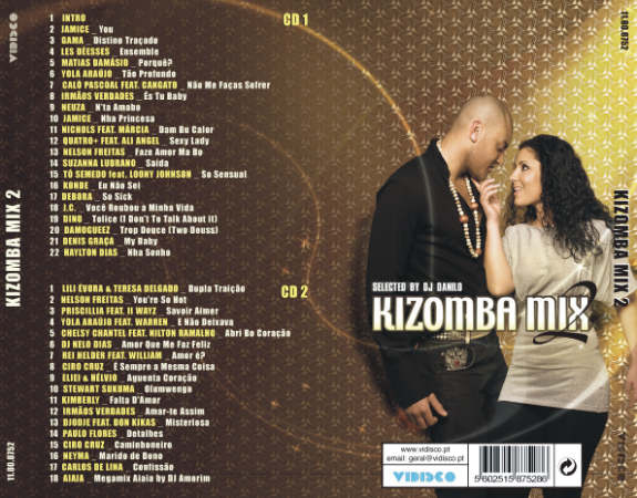 Selected by DJ Danilo-2 CDs