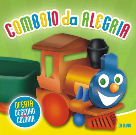 Comboio da alegria CD