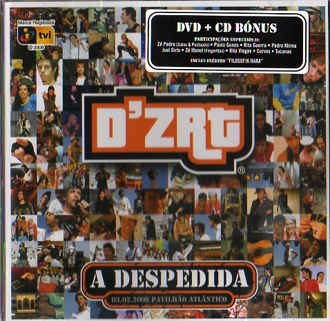 A Despedida-DVD+CD