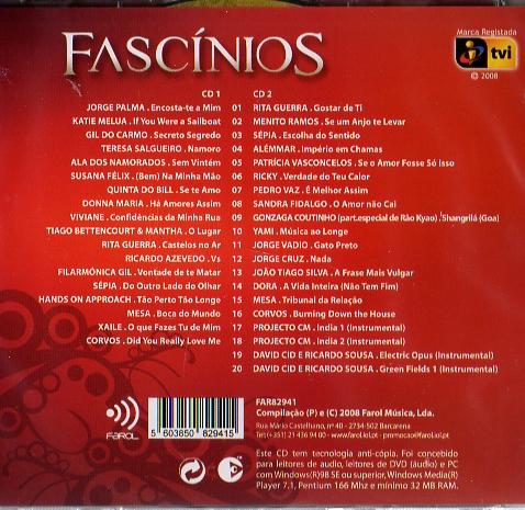 Fascinios2 Cds