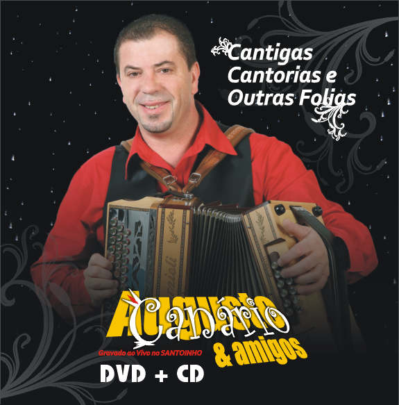 Ao vivo na Quinta do Santoínho CD+DVD
