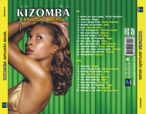Kizomba - Explosão Brasil