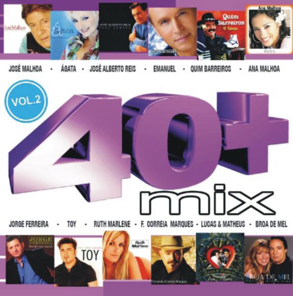 40+Mix- Vol. 2