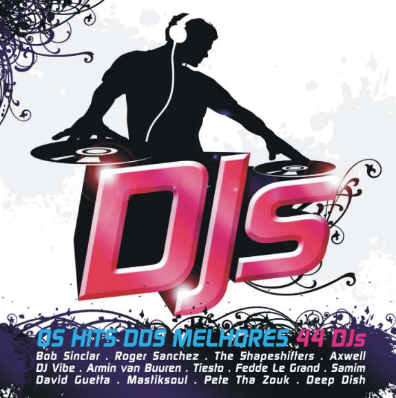 DJS - OS HITS DOS MELHORES 44 DJS