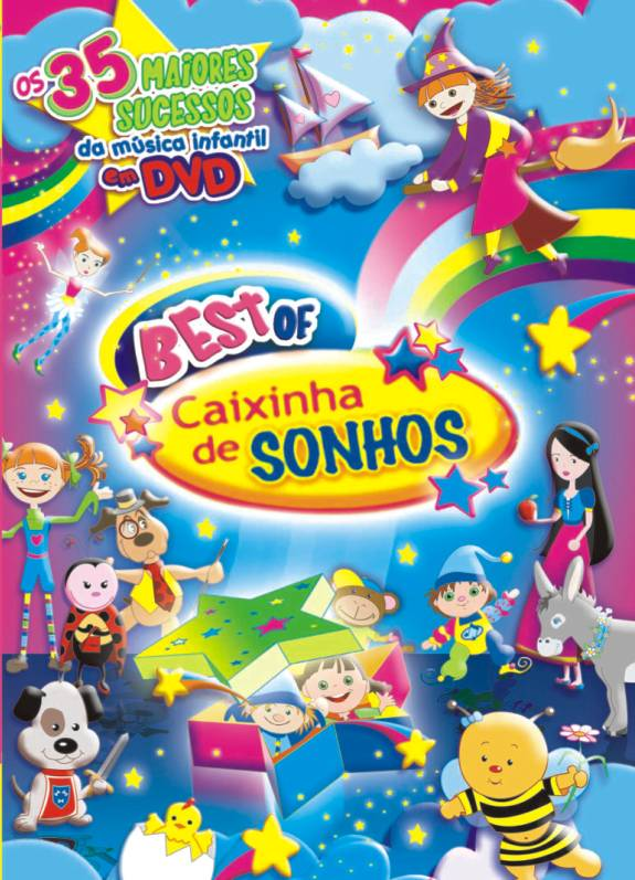 dvd caixinha de sonhos