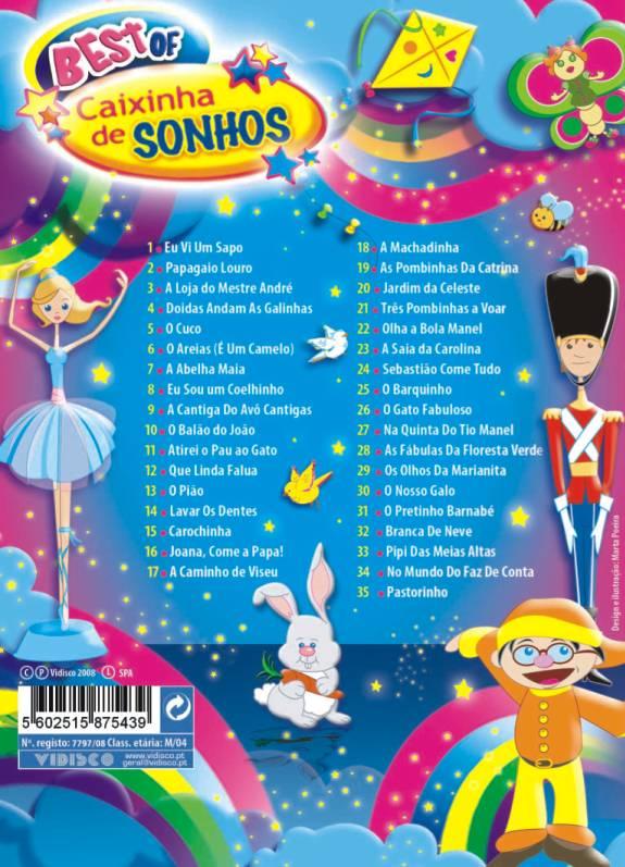 Best of Caixinha de Sonhos - DVD