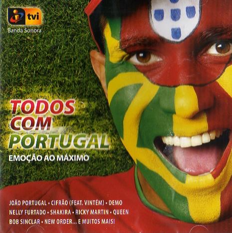 Todos com Portugal - Emoção ao Máximo