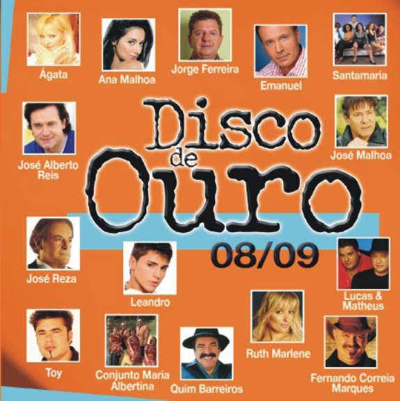 Disco de Ouro 2008