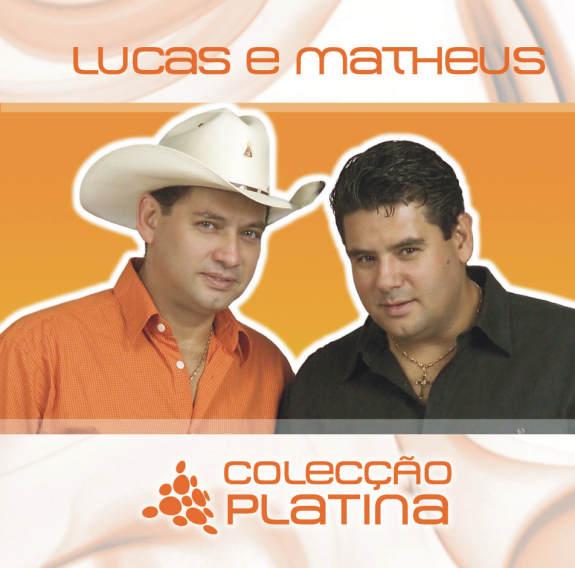 Lucas & Matheus - Colecção Platina 2008