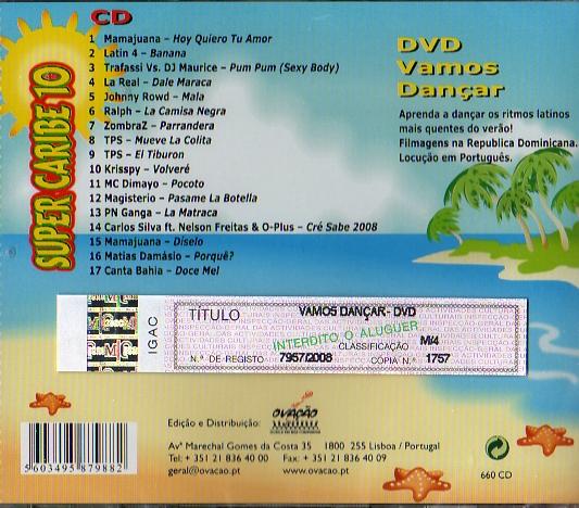 Super Caribe 10